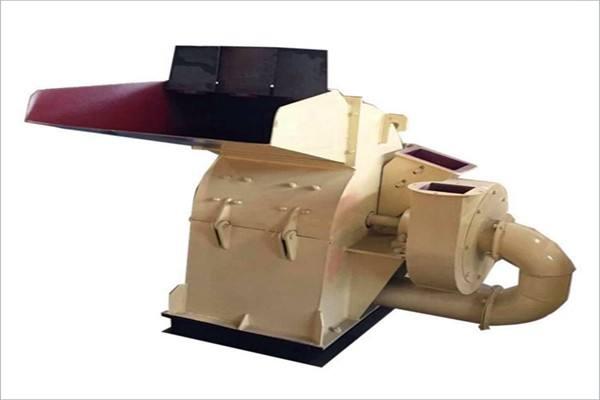 稻壳木粉机