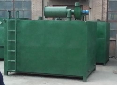 机制木炭生产线